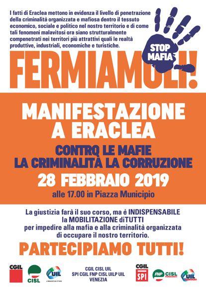 FERMIAMOLI! STOP MAFIA