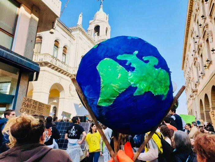 LA CGIL DEL VENETO ADERISCE ALLO SCIOPERO MONDIALE PER IL CLIMA