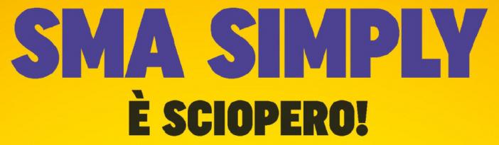 SIMPLY: SCIOPERO E MANIFESTAZIONE A MESTRE