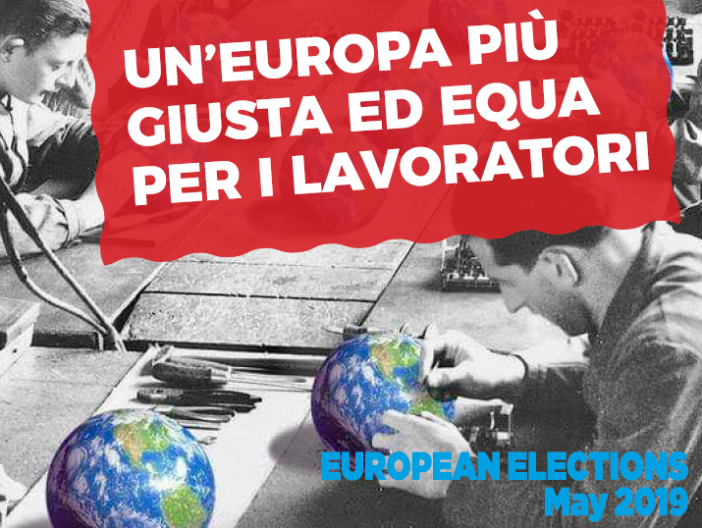 L'EUROPA DEL LAVORO IN UN INCONTRO DELLA FLAI CGIL