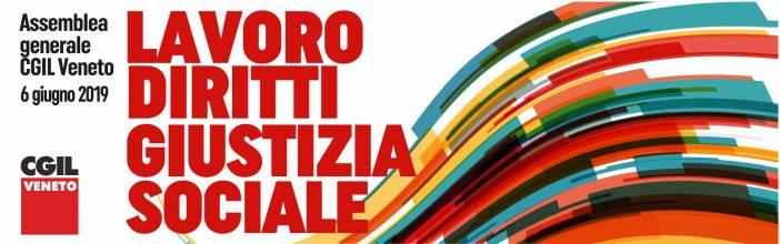 500 delegati CGIL il 6 giugno a Venezia con Maurizio Landini
