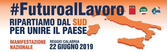 Il 22 giugno a Reggio Calabria manifestazione nazionale
