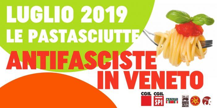 Le Pastasciutte Antifasciste in Veneto