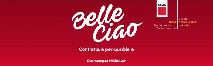 Donne: Cgil, il 5 ottobre Assemblea nazionale 'Belle Ciao. Contrattare per cambiare'