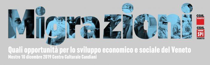 Il lavoro degli stranieri in Veneto il 10 dicembre a Mestre