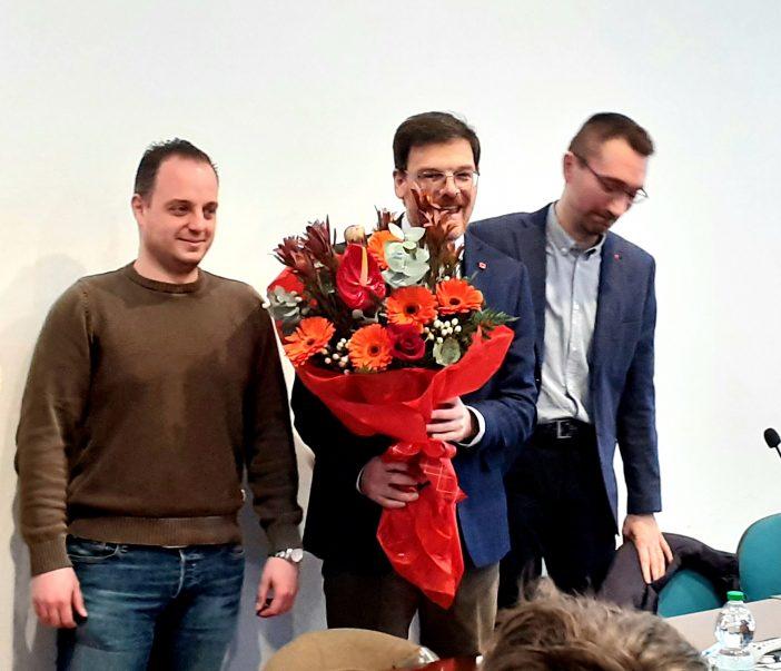 Ivan Bernini è il nuovo Segretario generale della FP CGIL del Veneto, succede a Daniele Giordano