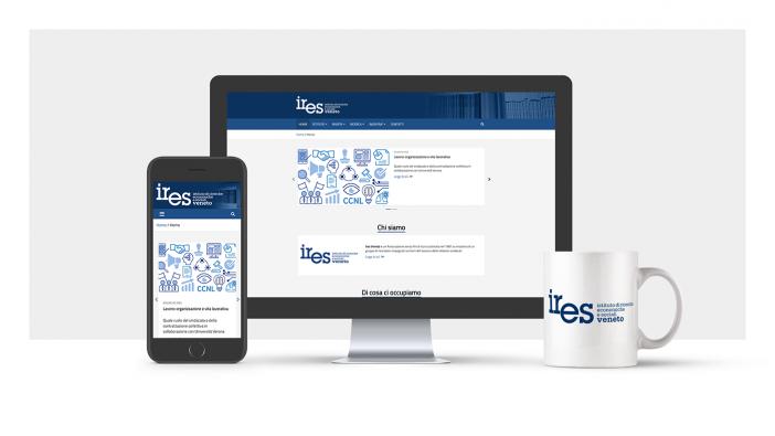 Online il nuovo sito di IRES Veneto